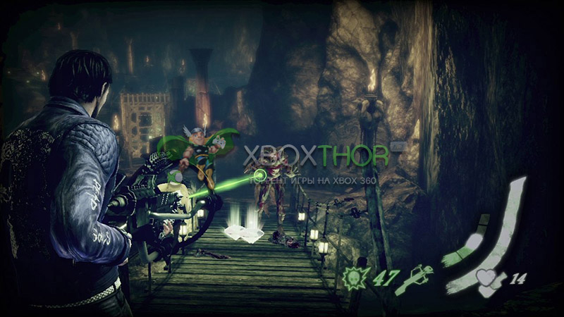 Скачать торрент Shadows of the Damned [GOD/FREEBOOT/RUS] на xbox 360 без регистрации