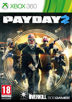 PayDay 2 [REGION FREE/ENG] (LT+3.0)