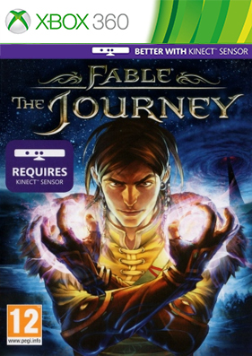 Fable: The Journey [REGION FREE/RUSSOUND] (LT+3.0)