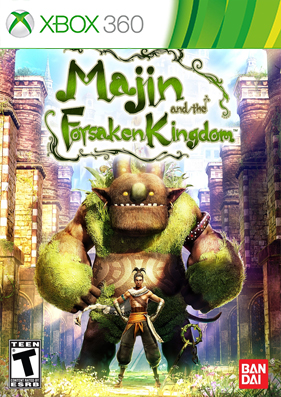 Скачать торрент Majin and the Forsaken Kingdom [GOD/FREEBOOT/RUSSOUND] для xbox 360 бесплатно