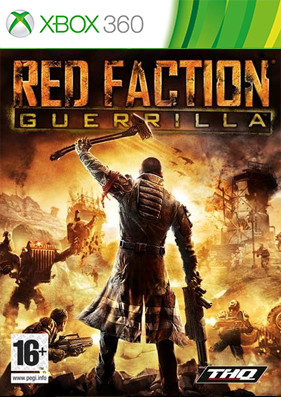 Скачать торрент Red Faction: Guerrilla [REGION FREE/RUSSOUND] на xbox 360 без регистрации
