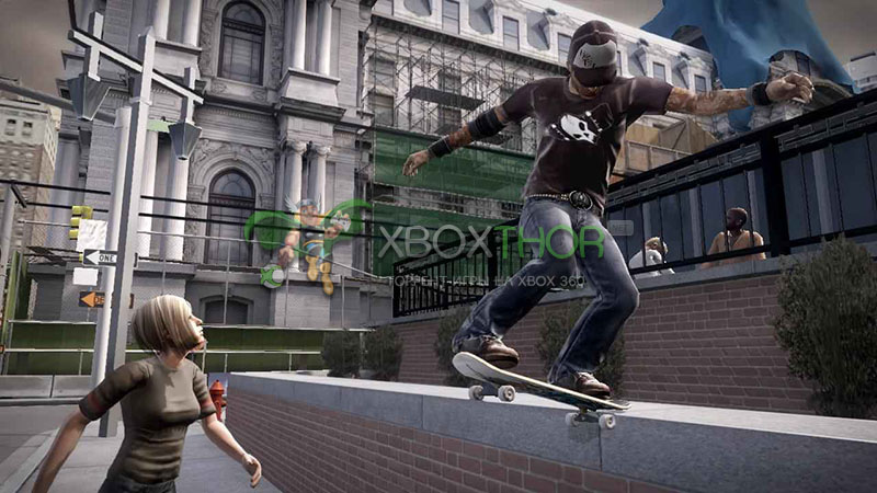 Скачать торрент Tony Hawk's American Wasteland [GOD/FREEBOOT/ENG] на xbox 360 без регистрации
