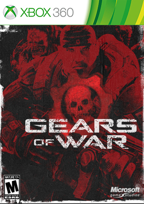 Gears of War [REGION FREE/ENG]