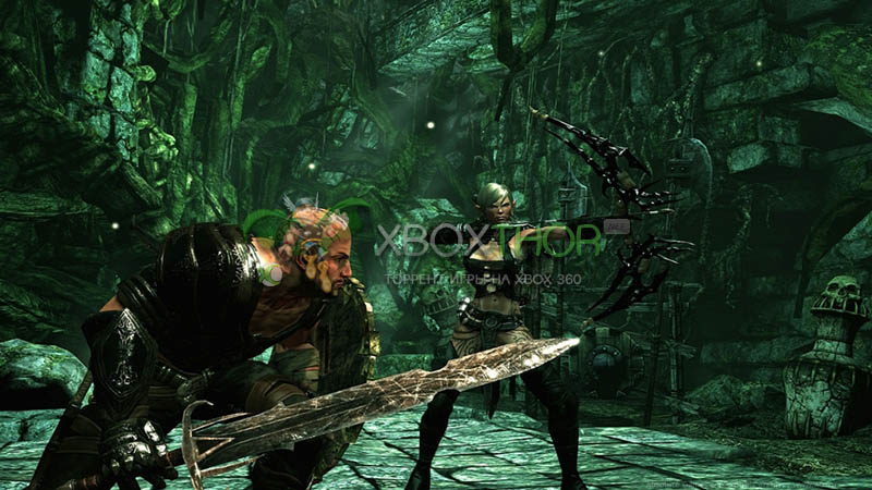 Скачать торрент Hunted The Demon's Forge [DLC/FREEBOOT/RUS] на xbox 360 без регистрации