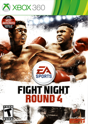 Fight Night Round 4 [REGION FREE/RUS]