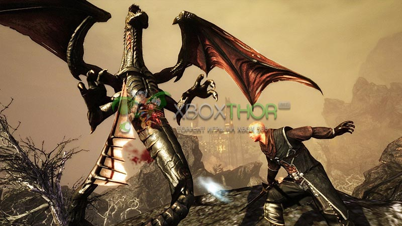 Скачать торрент Risen 3: Titan Lords [GOD/FREEBOOT/ENG] на xbox 360 без регистрации