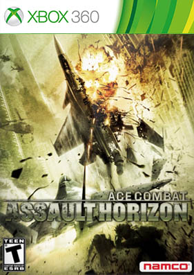 Скачать торрент Ace Combat: Assault Horizon [PAL/RUS] (LT+3.0) на xbox 360 без регистрации