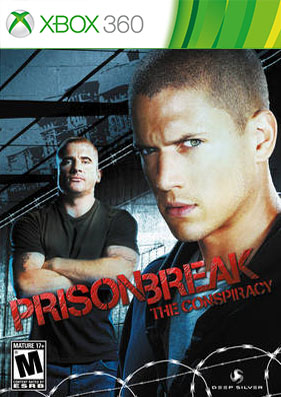Prison Break: The Conspiracy [REGION FREE/RUS]