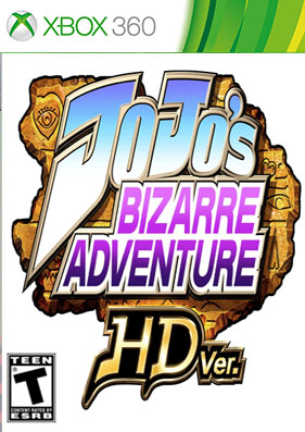 Jojo's Bizarre Adventure HD Version [XBLA/FREEBOOT/ENG]