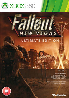 Скачать торрент Fallout: New Vegas Ultimate Edition [DLC/FREEBOOT/RUS] для xbox 360 бесплатно