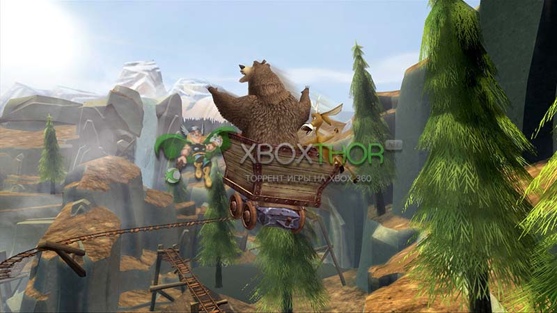 Скачать торрент Open Season [FREEBOOT/RUSSOUND] на xbox 360 без регистрации