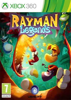 Rayman Legends [FREEBOOT/RUSSOUND]