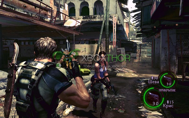 Скачать торрент Resident Evil 5 [REGION FREE/RUSSOUND] на xbox 360 без регистрации
