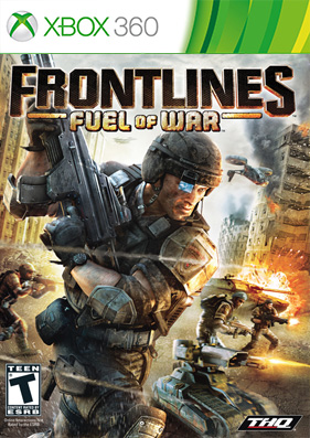 Скачать торрент Frontlines: Fuel of War [FREEBOOT/ENG] на xbox 360 без регистрации