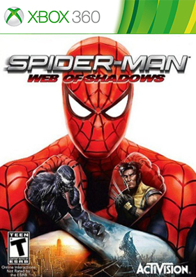 Spider-Man: Web of Shadows [GOD/FREEBOOT/RUS]