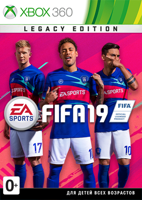 Скачать торрент FIFA 19. Legacy Edition [FREEBOOT/RUSSOUND/MULTI] [XBL-BUILD] для xbox 360 бесплатно