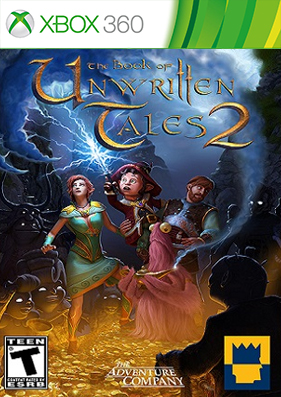The Book of Unwritten Tales 2 [GOD/FREEBOOT/RUS]