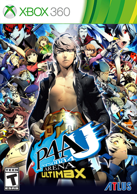 Persona 4 Arena Ultimax [DLC/GOD/FREEBOOT/ENG]