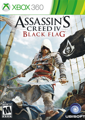 Скачать торрент Assassin's Creed 4: Black Flag - Black Chest Edition [DLC/FREEBOOT/RUSSOUND] для xbox 360 бесплатно