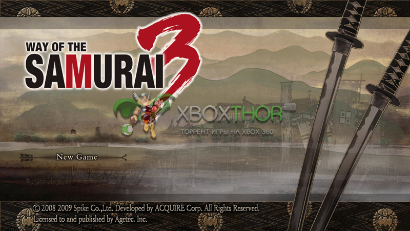 Скачать торрент Way of the Samurai 3 [DLC/FREEBOOT/ENG] на xbox 360 без регистрации