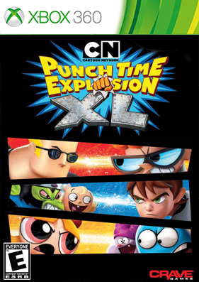 Скачать торрент Cartoon Network: Punch Time Explosions [FREEBOOT/ENG] для xbox 360 бесплатно