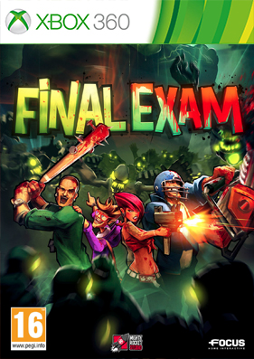 Final Exam [XBLA/FREEBOOT/ENG]