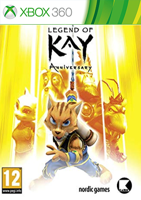 Legend Of Kay: Anniversary [FREEBOOT/RUS]