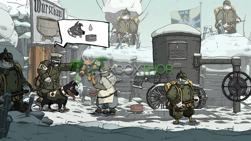 Скачать торрент Valiant Hearts: The Great War [GOD/RUSSOUND] на xbox 360 без регистрации