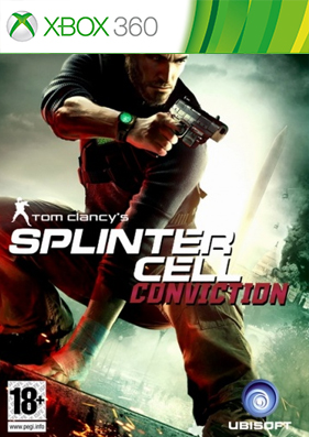 Скачать торрент Tom Clancy`s Splinter Cell: Conviction [PAL/RUSSOUND] для xbox 360 бесплатно