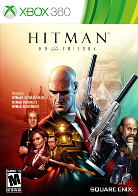 Hitman HD Trilogy [REGION FREE/ENG] (LT+1.9 и выше)