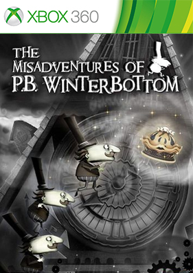 Скачать торрент The Misadventures of P.B. Winterbottom [XBLA/FREEBOOT/ENG] для xbox 360 бесплатно