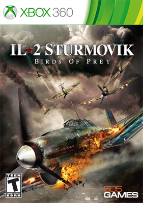 IL-2 Sturmovik: Birds of Prey [PAL/RUSSOUND]