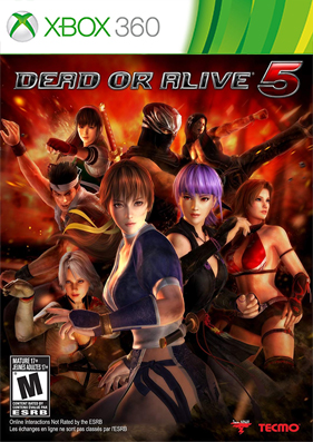 Dead Or Alive 5: Nude Version [FREEBOOT/ENG]