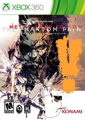Скачать торрент Metal Gear Solid V: The Phantom Pain - NO HDD & 4GB EDITION [DLC/FREEBOOT/RUS] для xbox 360 бесплатно