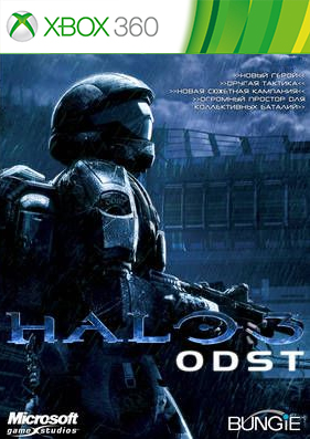 Halo 3: ODST [FREEBOOT/RUS]