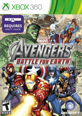 Скачать торрент Marvel Avengers Battle for Earth [REGION FREE/ENG] (LT+3.0) для xbox 360 бесплатно
