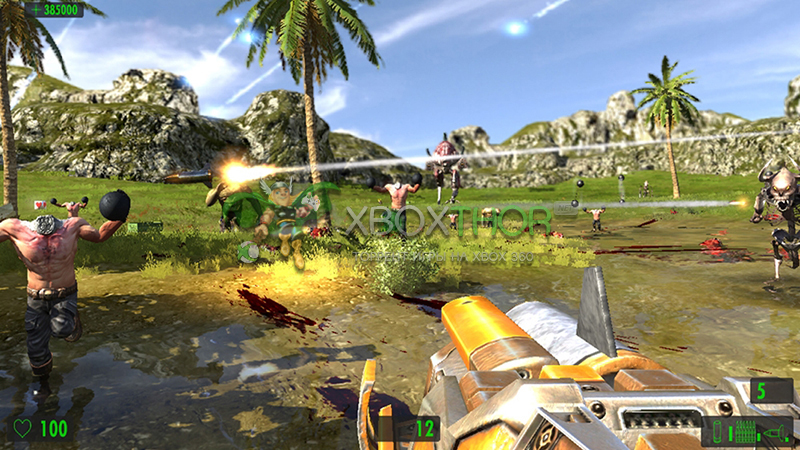 Скачать торрент Serious Sam HD: Gold Edition [FREEBOOT/ENG] на xbox 360 без регистрации