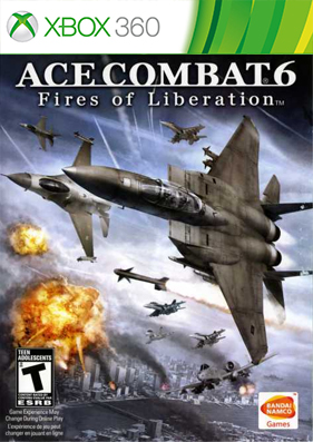 Ace Combat 6: Fires of Liberation [PAL/ENG]
