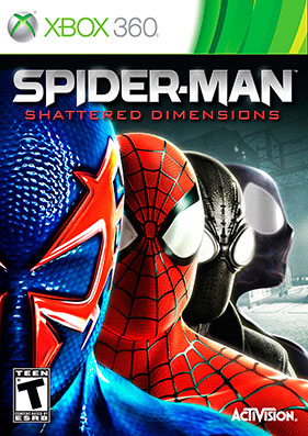 Spider-Man: Shattered Dimensions [REGION FREE/RUS]