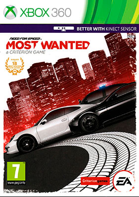 Скачать торрент Need For Speed Most Wanted [JTAGRIP/RUSSOUND] на xbox 360 без регистрации