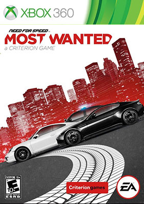 Скачать торрент Need For Speed Most Wanted [PAL/RUSSOUND] (LT+3.0) на xbox 360 без регистрации