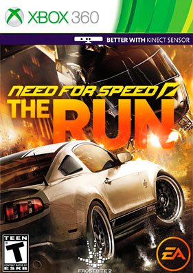 Need for Speed: The Run [PAL/RUSSOUND] (LT+2.0)