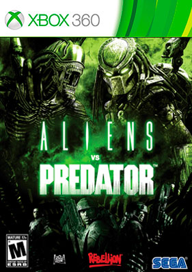 Aliens vs. Predator [JTAGRIP/RUSSOUND]