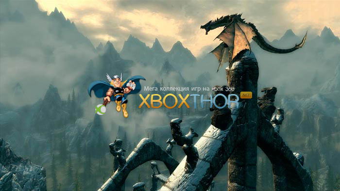 Скачать торрент Elder Scrolls V Skyrim + 3 DLC [GOD/RUSSOUND] на xbox 360 без регистрации