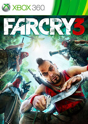 Far Cry 3 - Deluxe Edition [GOD/FREEBOOT/DLC/RUSSOUND]