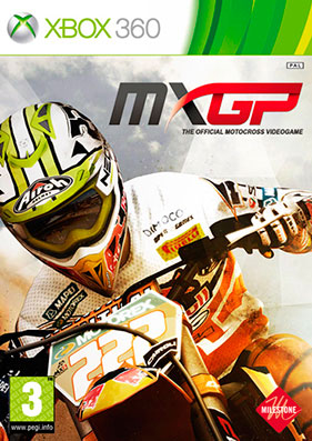MXGP: The Official Motocross Videogame [JTAG/ENG]