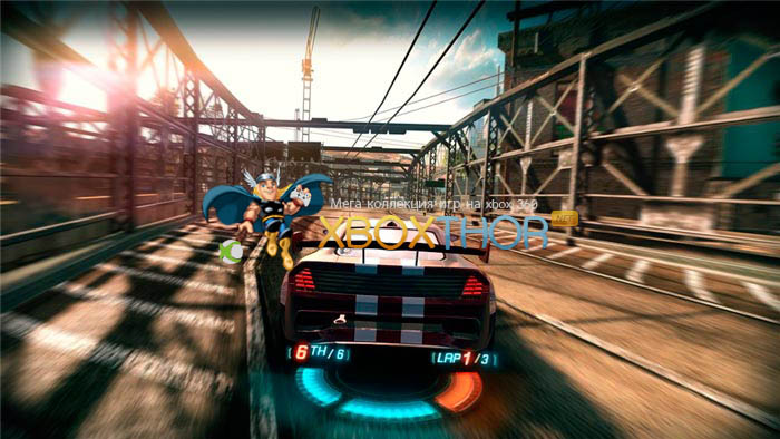 Скачать торрент Split Second: Velocity [PAL/RUSSOUND] на xbox 360 без регистрации