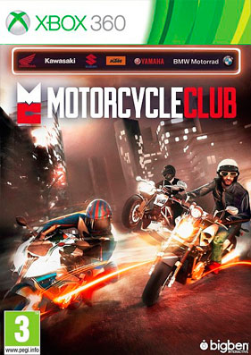 Motorcycle Club [REGION FREE/GOD/RUS]