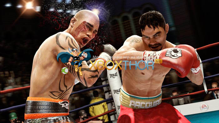 Скачать торрент Fight Night Champion [REGION FREE/RUS] на xbox 360 без регистрации