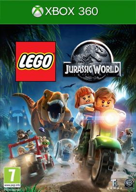 LEGO Jurassic World [REGION FREE/RUS] (LT+2.0)
